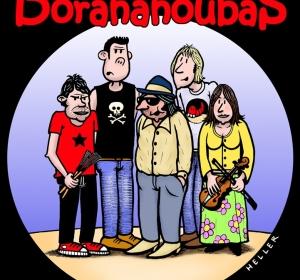 Affiche pour le groupe Borananoubas