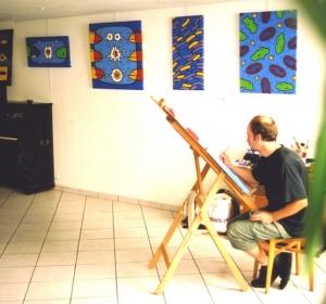 Galerie El Gah (Lyon 1) - 2006