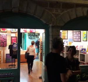 Expo à La compagnie des Céramistes (Lyon 1) - 2014