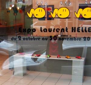 Expo à l'Archivolt (Lyon 3) - 2015